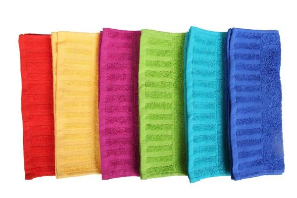 Kinder Handtuch, 30 x 50 cm - für kuschelweichen Waschspaß