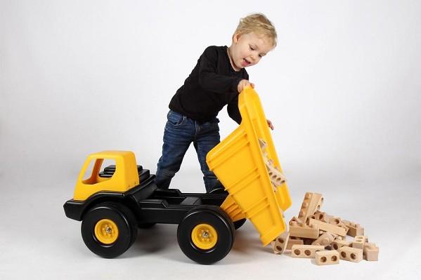 Maxi Dumper - XXL Truck - Sandfahrzeug - beleduc