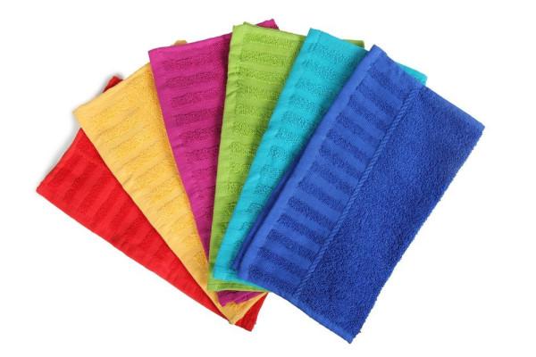 Kinder Seiftuch, 30 x 30 cm - farbenfroher Spaß im Waschraum